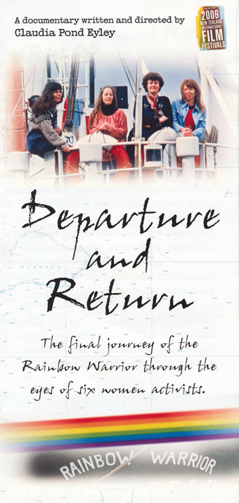 Departure & Return flyer